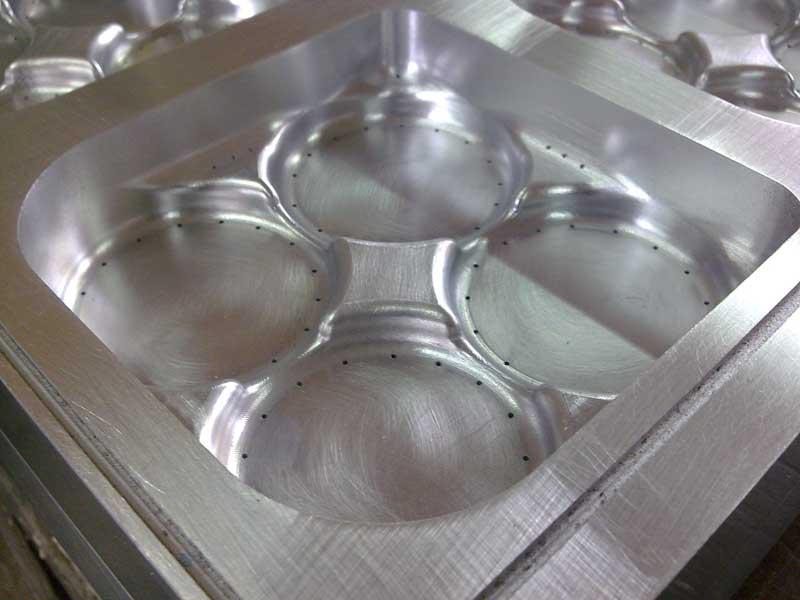 moldes para todas las marcas de máquinas termoconformadoras